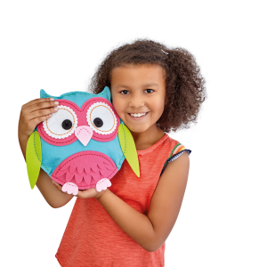 Addo Play Syo Owl Cushion Lifestyle