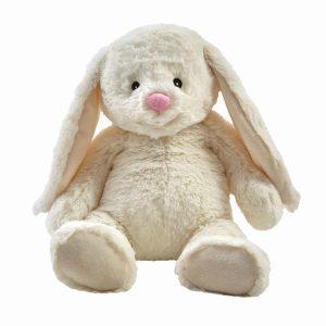 Addo Play Snuggle Buddies Friendship Bunny Cream Rgb