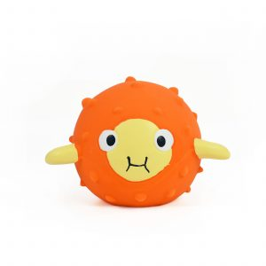 Splash About Pufferfish Orange sensory water toy