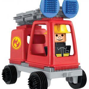 Tck09000 Stickle Bricks Fire Engine Insert3