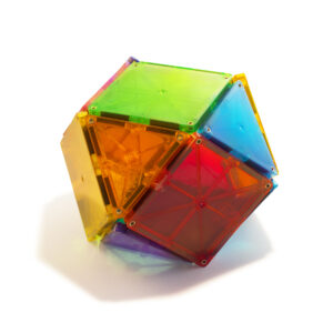 02132 Magna Tiles Clear Colors Ball