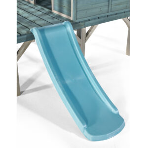 27700 AB108 Teal Boathouse with Blue Slide 5