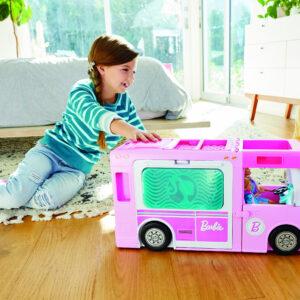 Barbie 3 in 1 Camper