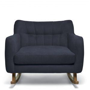 Cdnsoa200 01 Hilston Cuddle Chair Navy