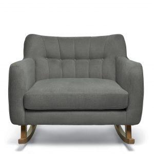 Cdnsoa700 01 Hilston Cuddle Chair Grey