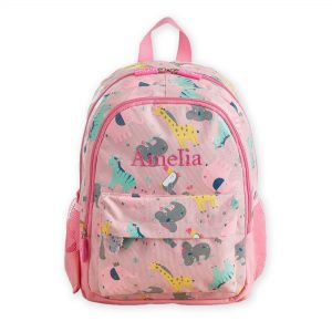 My 1St Years Personalised Koala Friends Print Infant Backpack £30 00 At Www My1Styears Com