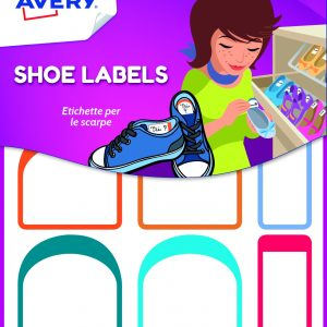 Shoes Labels 2