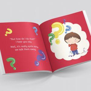 The Worries Book Inner Spread