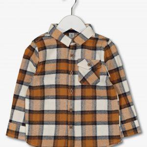Tu Checked Shirt £7