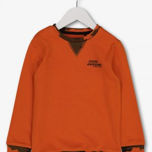 Tu Orange Sweatshirt £9